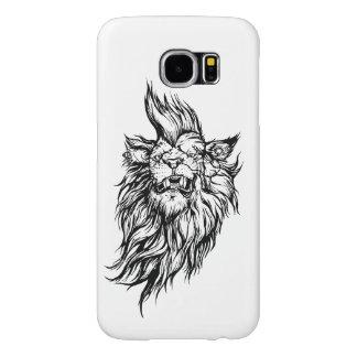 Lion-punk Samsung Galaxy S6 Case