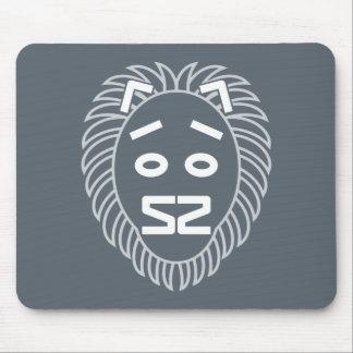 Lion Puzzle Mousepad