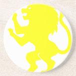 Lion Rampant Coasters