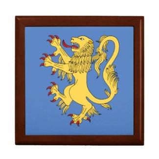 Lion Rampant Gift Box