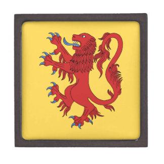 Lion Rampant Gules Gift Box