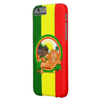 Lion rasta barely there iPhone 6 case