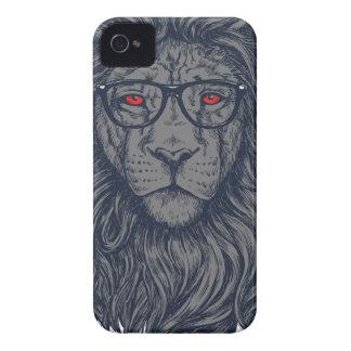 Lion redeye Case-Mate iPhone 4 case
