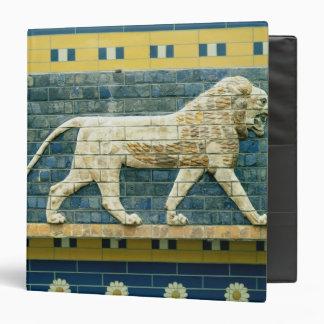 Lion representing Ishtar Binder
