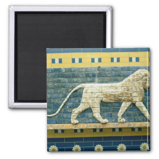 Lion representing Ishtar Magnet