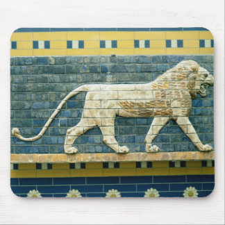 Lion representing Ishtar Mouse Pad