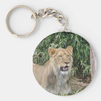 Lion Roar Keychain