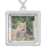 Lion Roar Necklace