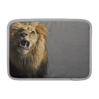Lion roaring MacBook sleeve