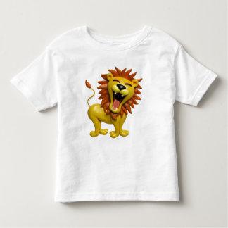Lion Roaring Toddler T-shirt