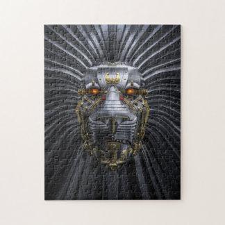 Lion Robot Puzzle