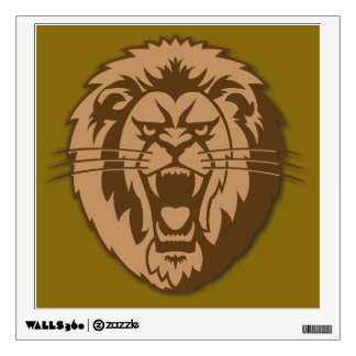 Lion Room Decal
