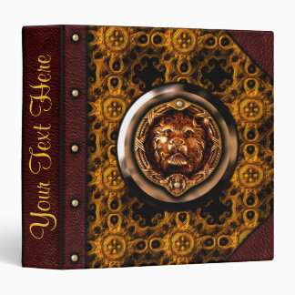 Lion's Head Binder