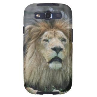 Lion  Samsung Galaxy Case Galaxy SIII Covers