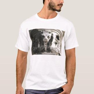 Lion sculpture T-Shirt