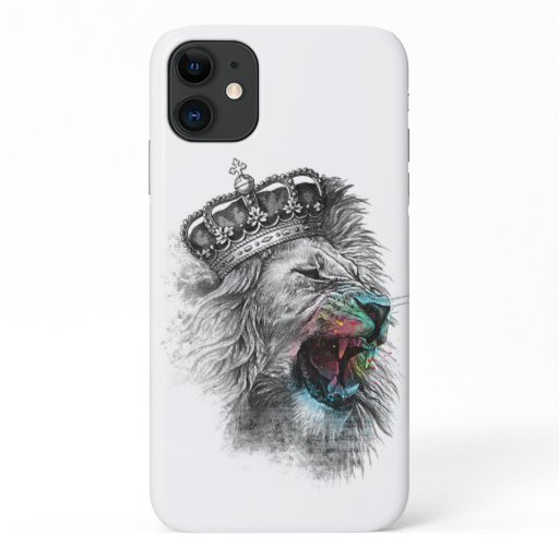 Lion shell - anti-shock iphone 11 calls iPhone 11 case
