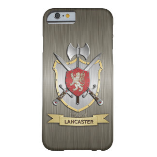 Lion Sigil Battle Crest Armor Barely There iPhone 6 Case