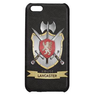 Lion Sigil Battle Crest Black Cover For iPhone 5C