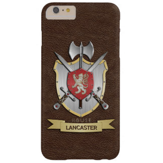 Lion Sigil Battle Crest Brown Barely There iPhone 6 Plus Case