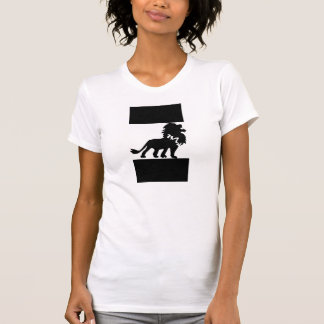 Lion Sillhouette T Shirt