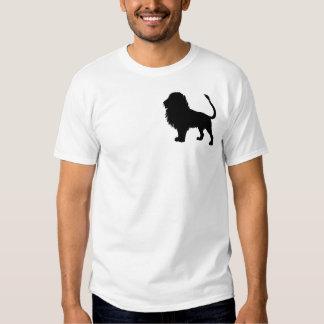 lion silouette shirt
