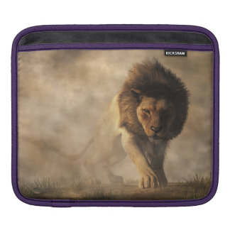 Lion Sleeves For iPads
