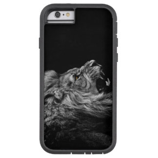 Lion Space Gray Iphone 6
