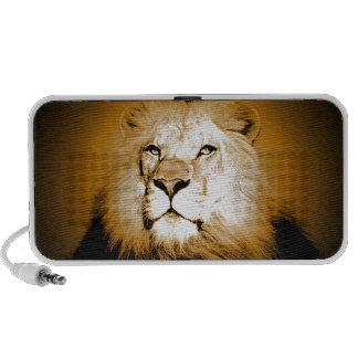Lion iPhone Speakers
