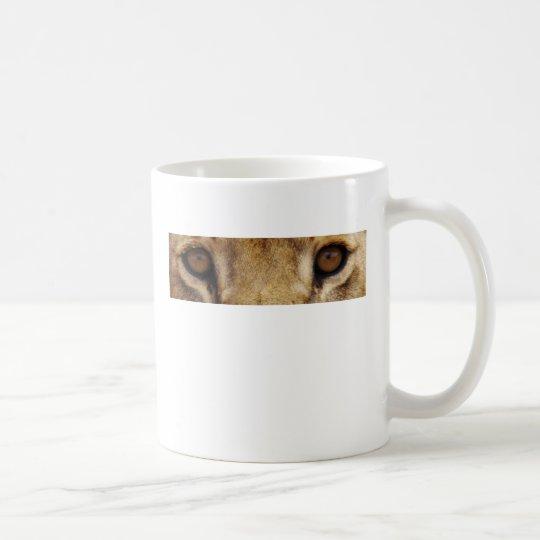 Lion Staring At You Coffee Mug