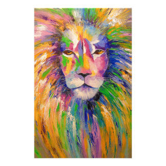 Lion Stationery