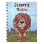 Lion Stationery Notebooks
