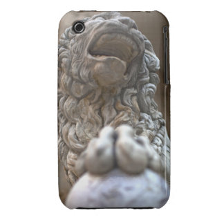 lion statue Florence Italy Case-Mate iPhone 3 Case