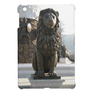 Lion Statue iPad Mini Cover