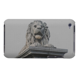 Lion statue iPod Case-Mate case