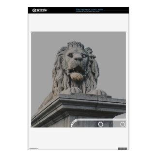 Lion statue PS3 slim skins