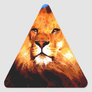 Lion Stickers