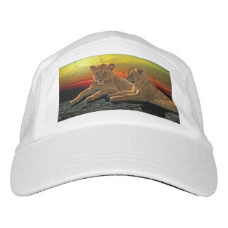 Lion Style Headsweats Hat