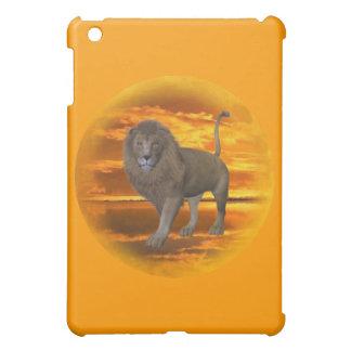 Lion Sunset iPad Mini Case