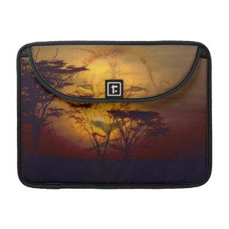 Lion Sunset MacBook Pro Sleeve