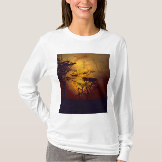 Lion Sunset T-Shirt