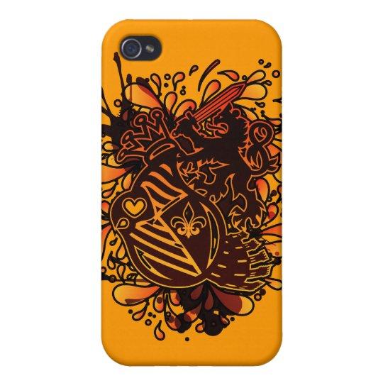 LION_SWORD iPhone 4/4S CASE