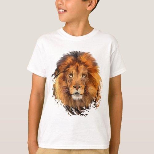 Lion T_Shirt