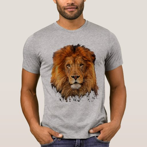lion t-shirt design in memory of cecil the lion T-Shirt, Hoodie, Sweatshirt