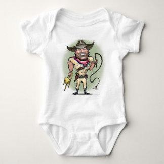 Lion Tamer Baby Bodysuit