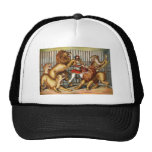 Lion tamer hats