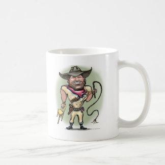 Lion Tamer Classic White Coffee Mug