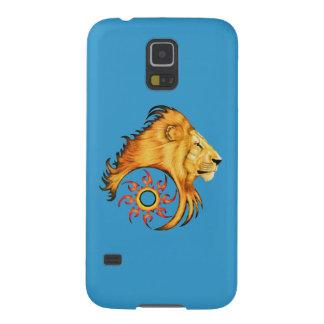 Lion Tattoo Art design Galaxy S5 Cover