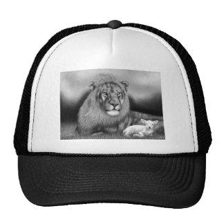 Lion & the Lamb Trucker Hat