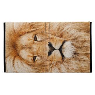 LION THE WILD iPad FOLIO CASE
