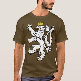 Lion theech Republic, Czech T-Shirt